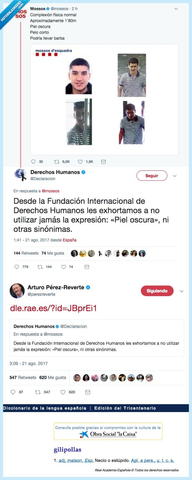 HOSTION,PEREZ REVERTE,ZASCA