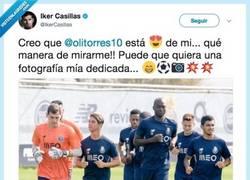 Enlace a Iker Casillas intenta vacilar a un compañero y el guantazo que le devuelve lo deja tieso tres días