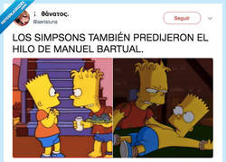 Enlace a Los Simpsons ya lo predijerons, por @aerialuna