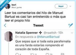 Enlace a Los comentarios a la  historia de Manuel son casi mejor que el relato del verano, por @lauri_gurrea