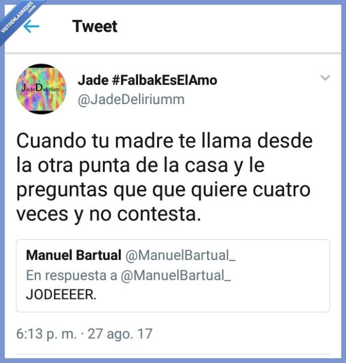 Joder,Madre,Manuel Bartual