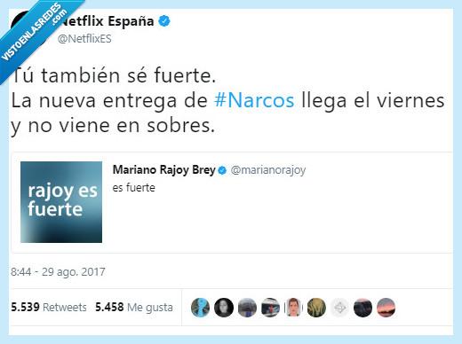 gobierno,mariano,Netflix,verguenza