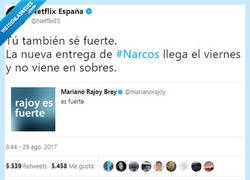 Enlace a Gracias Netflix por regalarnos Historia de Twitter