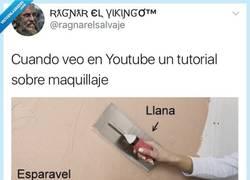 Enlace a Hola amigos del YouTube, por @ragnarelsalvaje