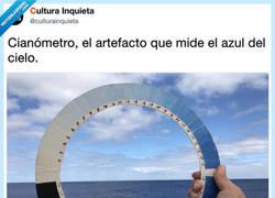 Enlace a AZUL, por @culturainquieta