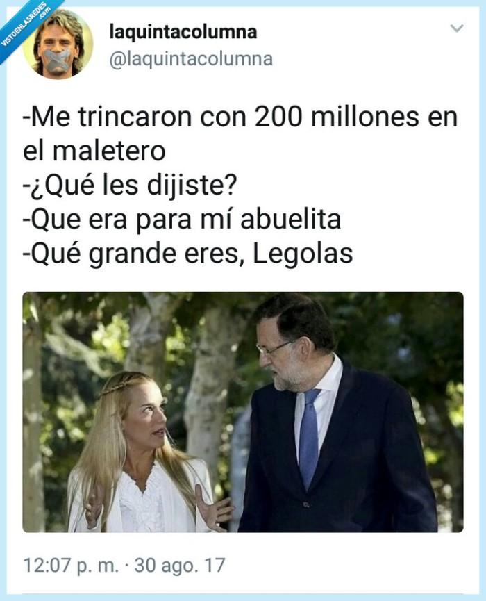 ladrón,Légolas,Venezuela