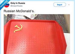 Enlace a En la Rusia McComunista, por @CrazyinRussia