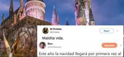 Enlace a Los fans de Harry Potter llorarán cuando vean lo que sucederá en Howgarts, por @EiProfeta