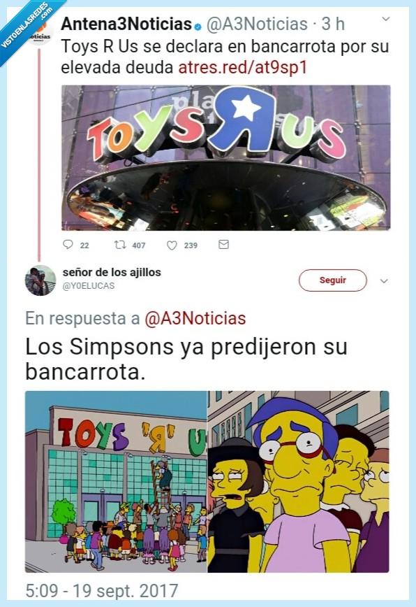 A3,Simpsons,toisaras,toysrus