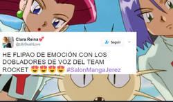 Enlace a Los dobladores en español del Team Rocket lo parten en las redes con este vídeo, por @