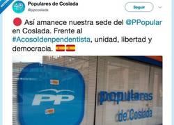 Enlace a El PP de Coslada se gana ser el hazmerreír de Twitter después de lo que han dicho