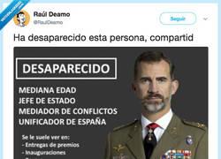 Enlace a ¿Alguien sabe dónde está este señor?, por @RaulDeamo