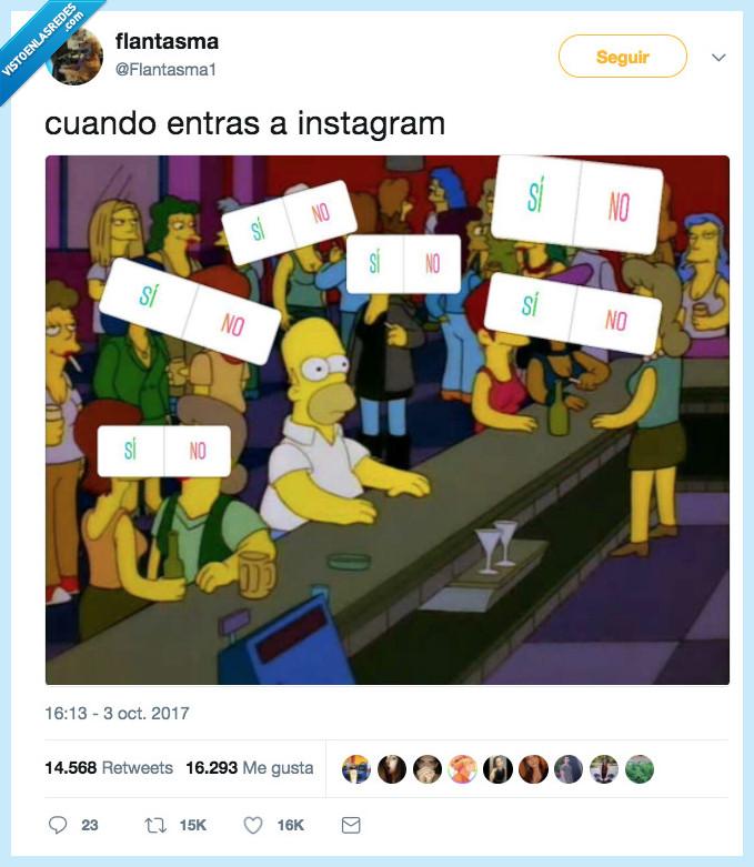 encuesta,instagram