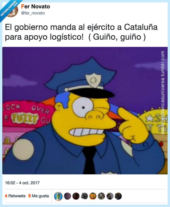 cataluña,guiño,jefe,wiggum