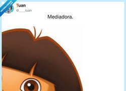 Enlace a La mediadora que necesita este conflicto, por @____tuan