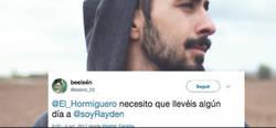 Enlace a El rapero Rayden no acudirá nunca al Hormiguero y la respuesta ha sido muy contundente