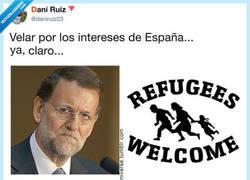 Enlace a Los refugiados que más le gustan al gobierno, por @daniruiz03