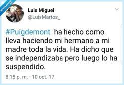 Enlace a Independencia de Puigdemont, por @LuisMartos_