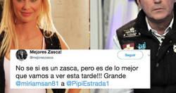 Enlace a Pipi Estrada se queda a cuadros después de esta contestación de su ex Miriam Sánchez, @mejoreszascas
