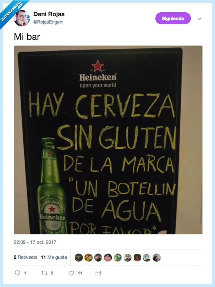 bar,cerveza,sin gluten
