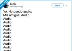 Enlace a Siempre pasa lo mismo, @MrCarguaitongo