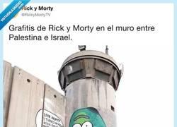 Enlace a Los mejores grafittis del mundo, por @rickymortytv