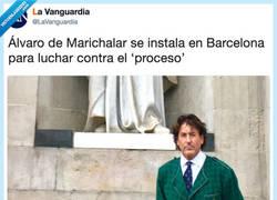 Enlace a ¿Y este pavo quién es?, por @lavanguardia