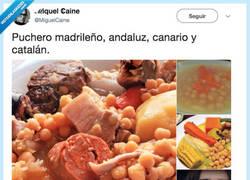 Enlace a El Puchero Catalán, por @MiguelCaine
