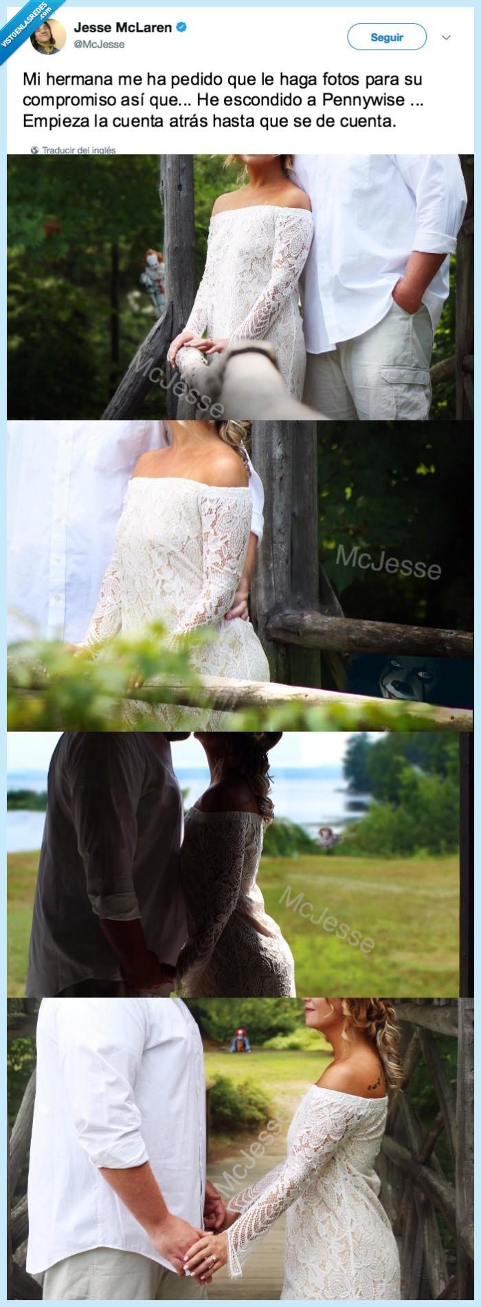 boda,it,miedo,payaso