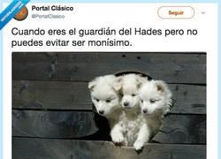 Enlace a La hydra más cuki de todas, por @PortalClasico