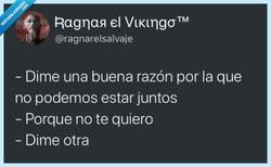 Enlace a Convénceme, por @ragnarelsalvaje