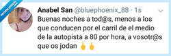 Enlace a Malditos domingueros, por @bluephoenix_88