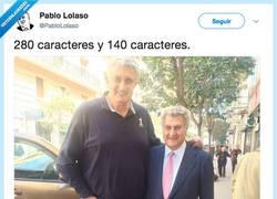 Enlace a Twitter antes vs. después, por @PabloLolaso