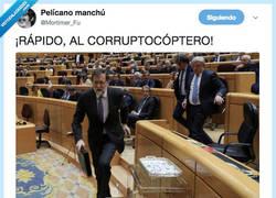 Enlace a El coche favorito de M.Rajoy, por @Mortimer_Fu