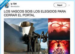 Enlace a Bilbaínos a cerrar el portal se ha dicho, por @evaftpizzx