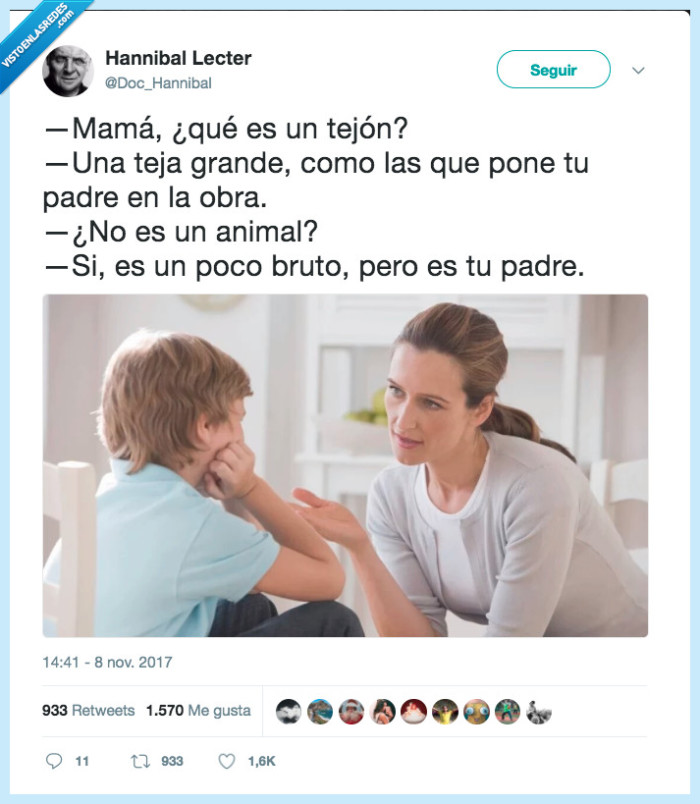 madre,padre,tejón