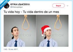 Enlace a Ya se acerca la navidad, por @ErikaLopategui