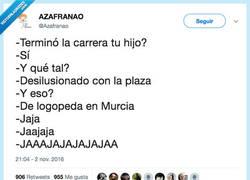 Enlace a Logopeda en murcia: están muertos, por @Azafranao