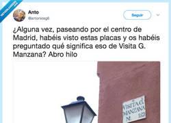 Enlace a Madrid está llena de curiosidades y esta mola muchísimo, por @antoniosg6