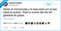 Enlace a Ya te has quedado sin, por @coheteperdido
