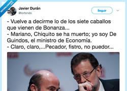 Enlace a M. Rajoy no se entera de nada, por @tortondo