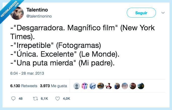opinión,padre,película
