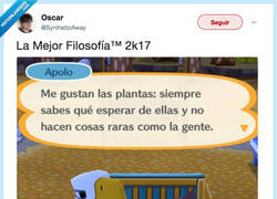 Enlace a Animal Crossing: filosofía moderna, por @SyntheticAway