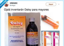 Enlace a Dalsy para adultos sería un sueño, por @JRegid