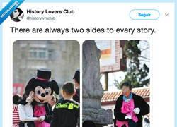 Enlace a Siempre hay 2  versiones en cada historia, por @historylvrsclub