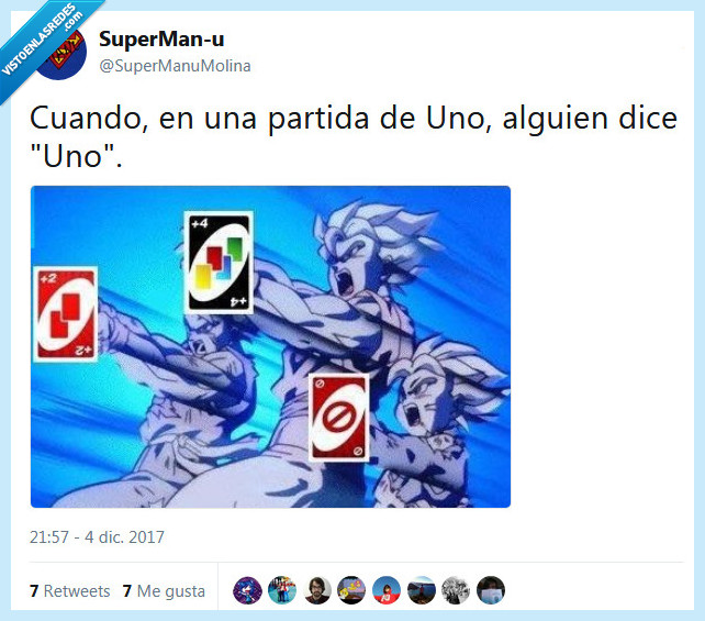 dragon ball,partida,uno