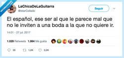 Enlace a Es de mucho español y muy español hacer esto, por @IstarCollado