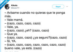 Enlace a Madres: nunca es suficiente comida, por @kikolo777