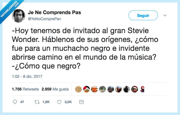 invidente,negro,stevie wonder
