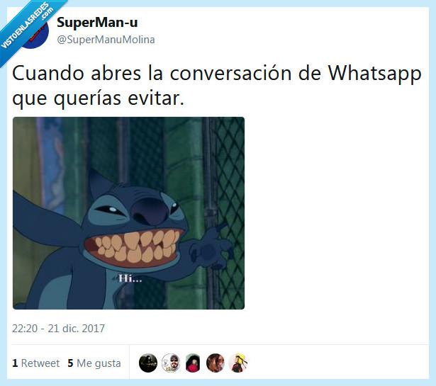 conversación,evitar,whatsapp